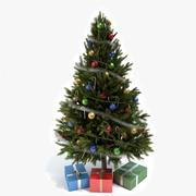 Weihnachtsbaum 2 3d model