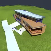 Dom Cullenów 3d model