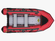 Inflatable boat Zodiac Mark-2 3d model