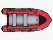 Inflatable boat Zodiac Mark-2 3d model