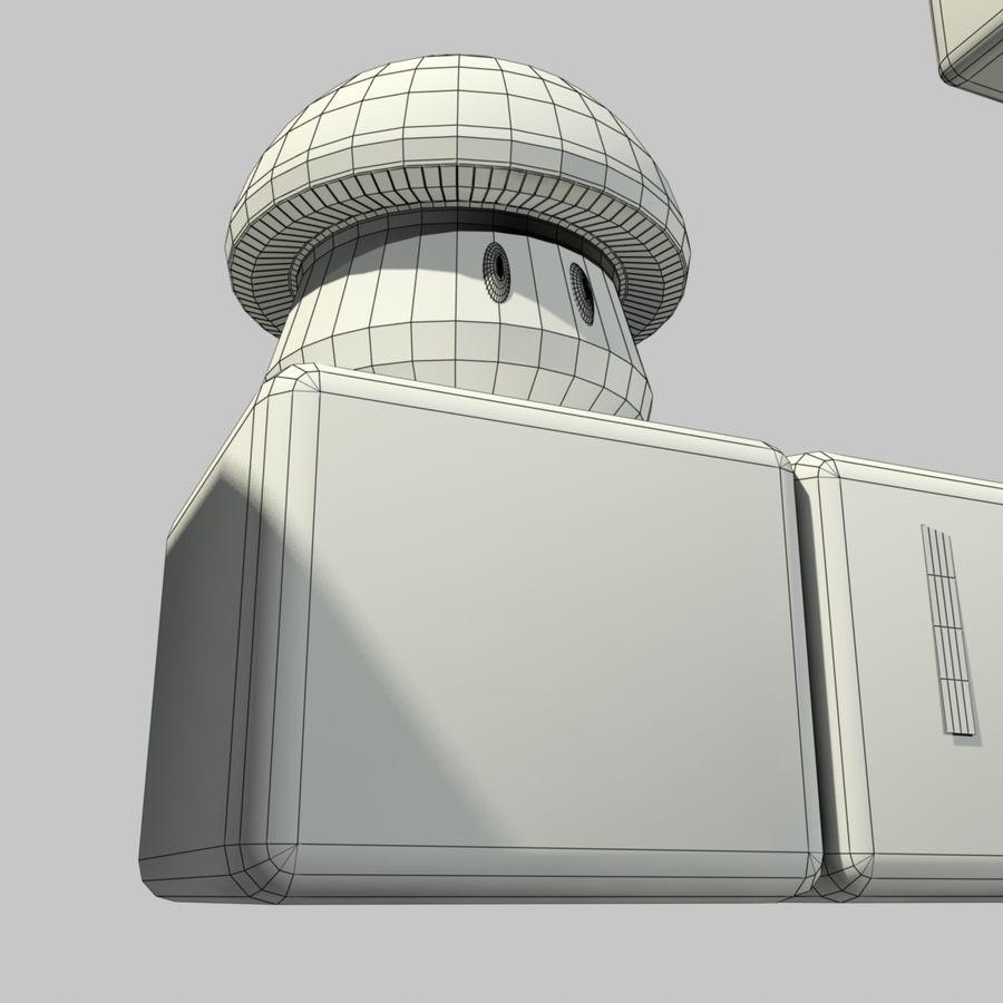 Mario Set royalty-free 3d model - Preview no. 13