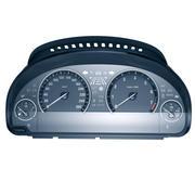 Velocímetro modelo 3d