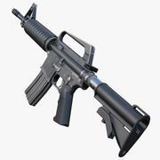 Colt AR 15 3d model