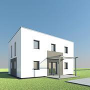 Maison de famille 03 3d model