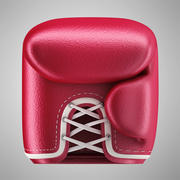 Icon Boxing Glove 3d model