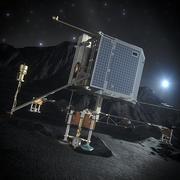 Rosetta Philae Lander 3d model