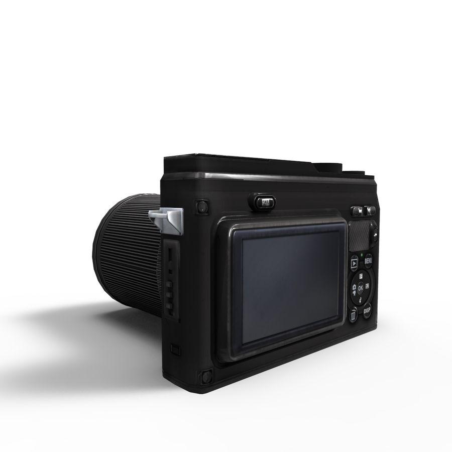 2014Nikon 1 AW1 royalty-free 3d model - Preview no. 3