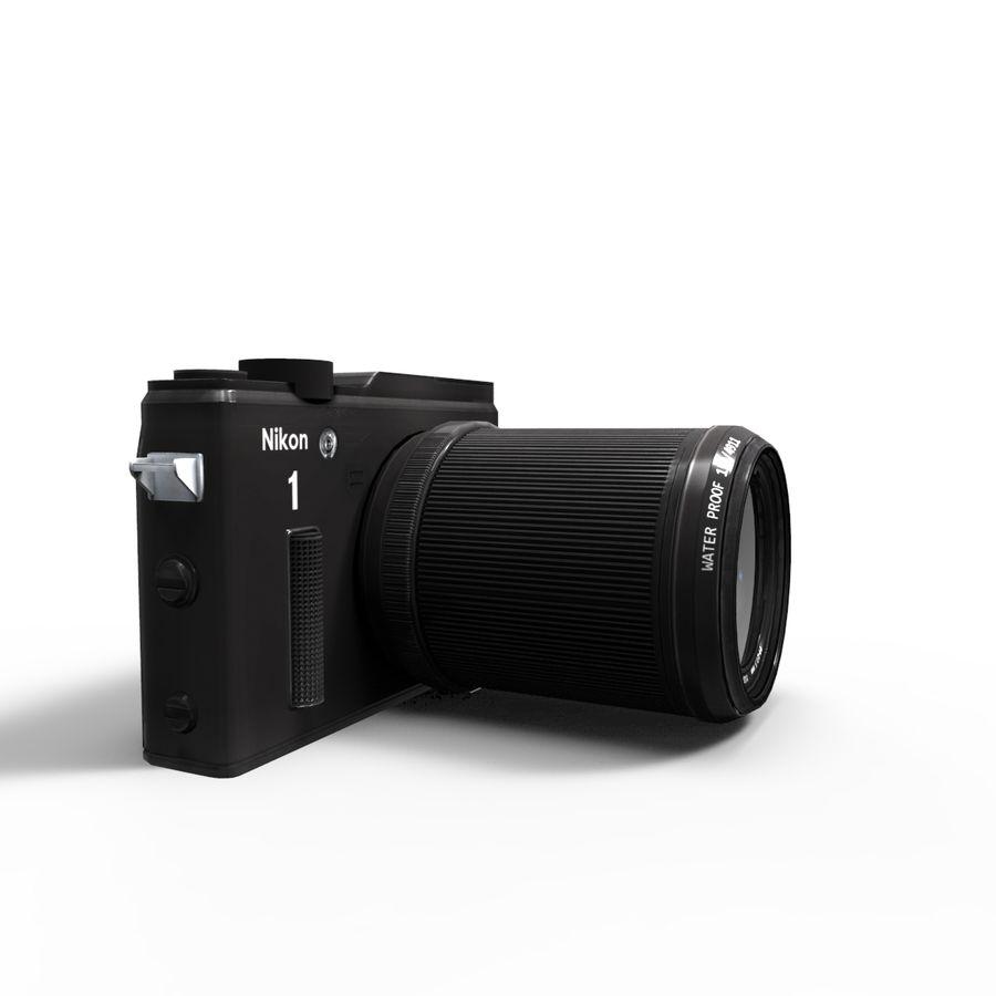2014Nikon 1 AW1 royalty-free 3d model - Preview no. 8