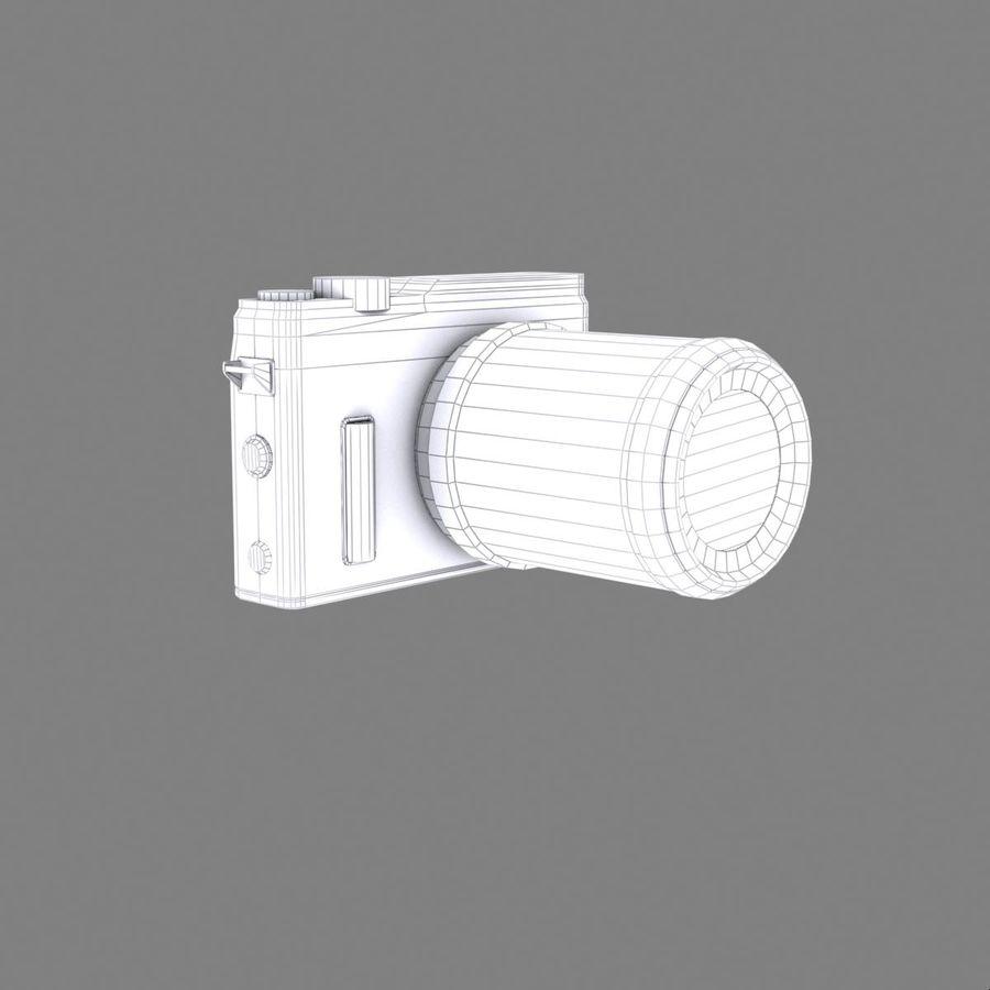 2014Nikon 1 AW1 royalty-free 3d model - Preview no. 17
