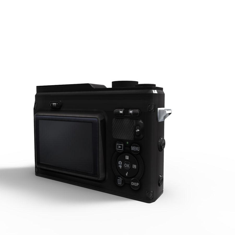 2014Nikon 1 AW1 royalty-free 3d model - Preview no. 5