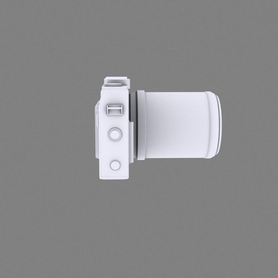 2014Nikon 1 AW1 royalty-free 3d model - Preview no. 15