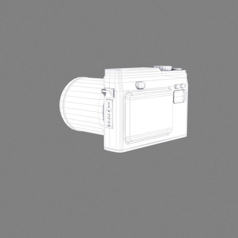 2014Nikon 1 AW1 royalty-free 3d model - Preview no. 16