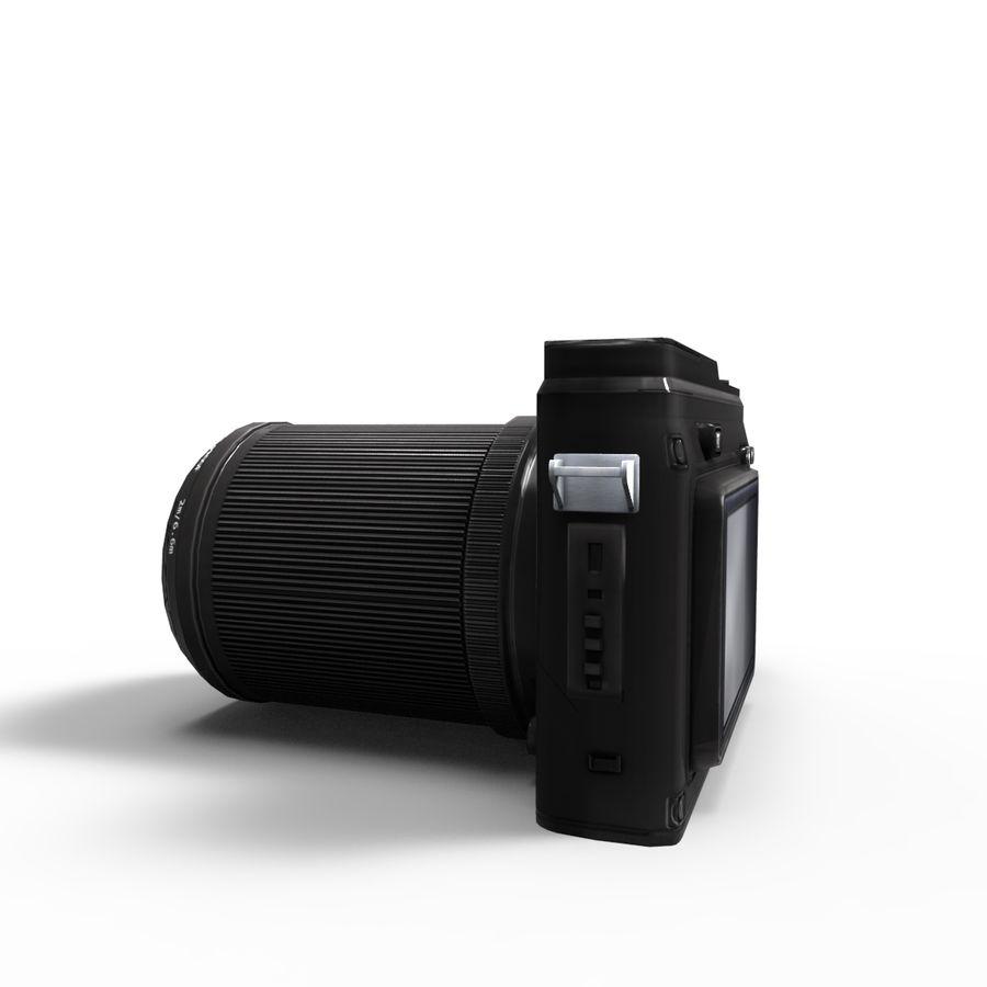 2014Nikon 1 AW1 royalty-free 3d model - Preview no. 12