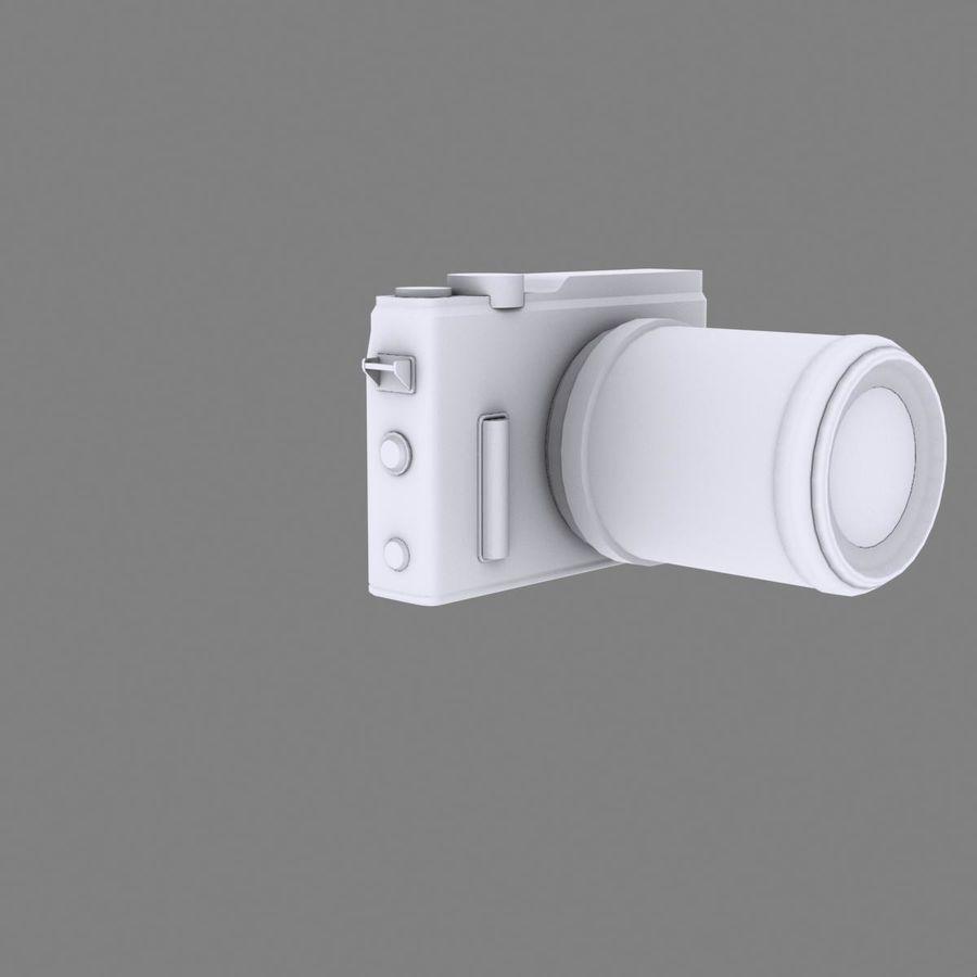 2014Nikon 1 AW1 royalty-free 3d model - Preview no. 14
