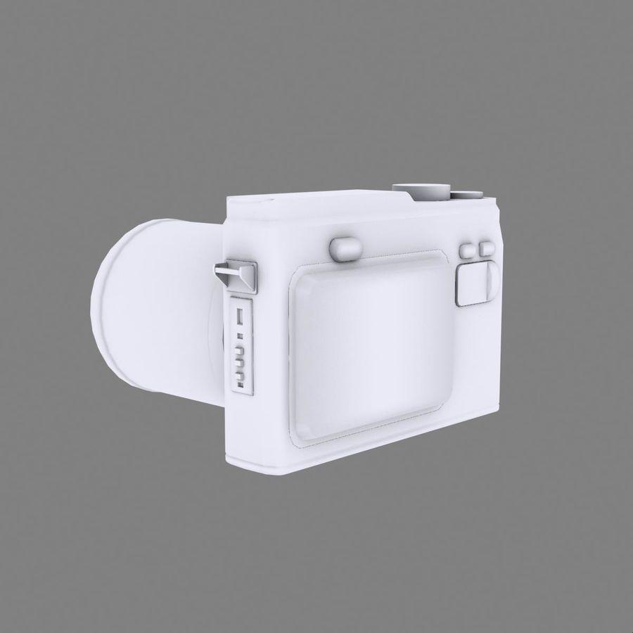 2014Nikon 1 AW1 royalty-free 3d model - Preview no. 13