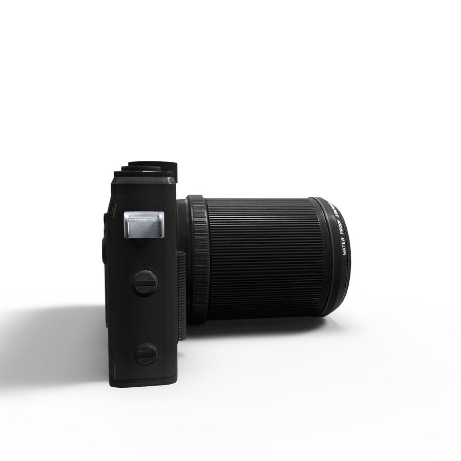 2014Nikon 1 AW1 royalty-free 3d model - Preview no. 7