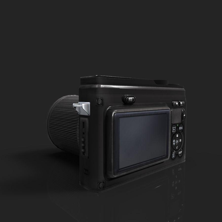 2014Nikon 1 AW1 royalty-free 3d model - Preview no. 2