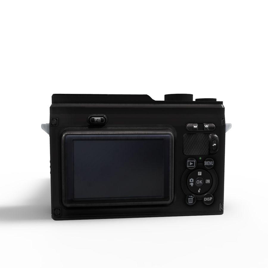 2014Nikon 1 AW1 royalty-free 3d model - Preview no. 4