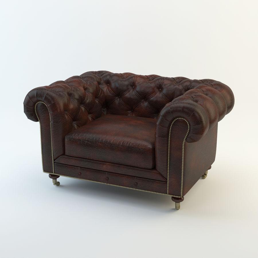 Collection de meubles royalty-free 3d model - Preview no. 37