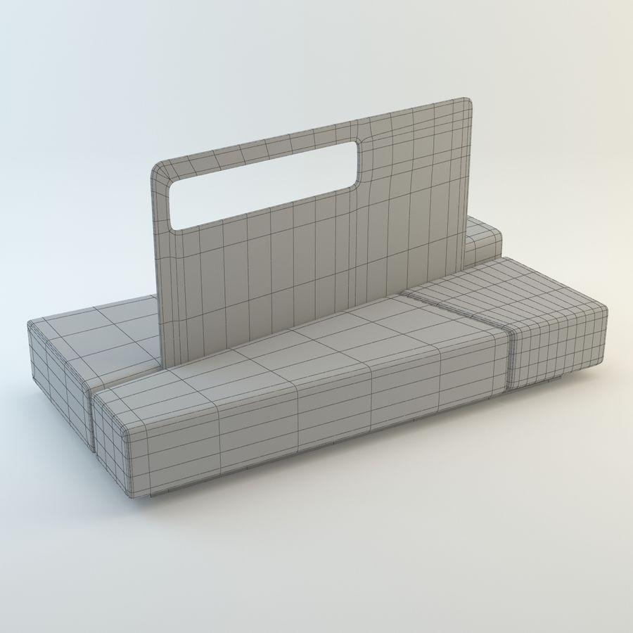 Collection de meubles royalty-free 3d model - Preview no. 26
