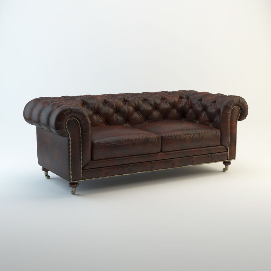 Collection de meubles royalty-free 3d model - Preview no. 44