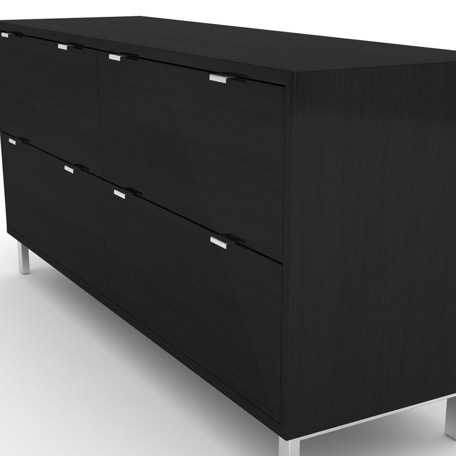 Collection de meubles royalty-free 3d model - Preview no. 31