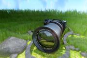 Kamera, foto 3d model