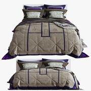 침대 수집 19 3d model