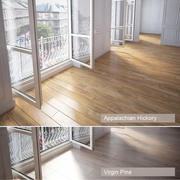 Piętro 2 3d model