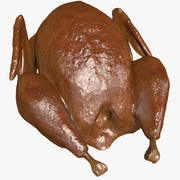 Roasted Turkey 3d model