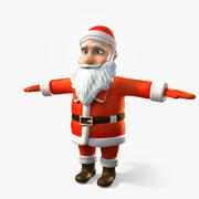 Дед Мороз 3d model