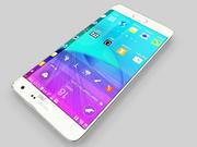 Samsung Galaxy Note 4 3d model