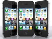Айфон 4С 3d model