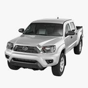 Toyota Tacoma 3d model