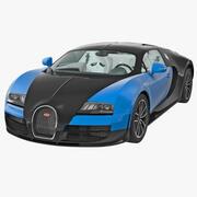 Bugatti Veyron 2 3d model