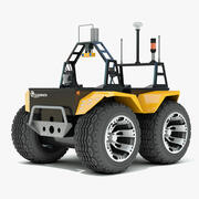 Grizzly Robotic Utility Vehicle 3d model