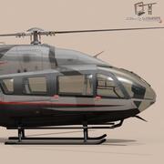 Sterownik powietrza EC145 3d model
