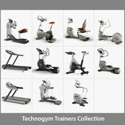 Technogym Collection 3d model