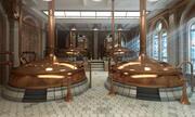 啤酒厂 3d model