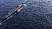 Ubåt Olympus 3d model