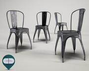톨릭스 의자 3d model