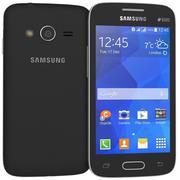 Samsung Galaxy Ace 4 Black 3d model