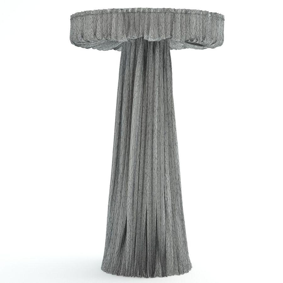 cappellini floor lamp royalty-free 3d model - Preview no. 5