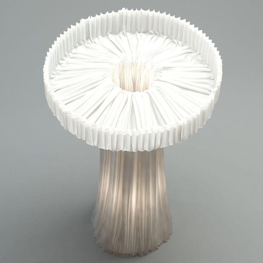 cappellini floor lamp royalty-free 3d model - Preview no. 3