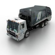 Mack TerraPro LEU Refuser 3d model