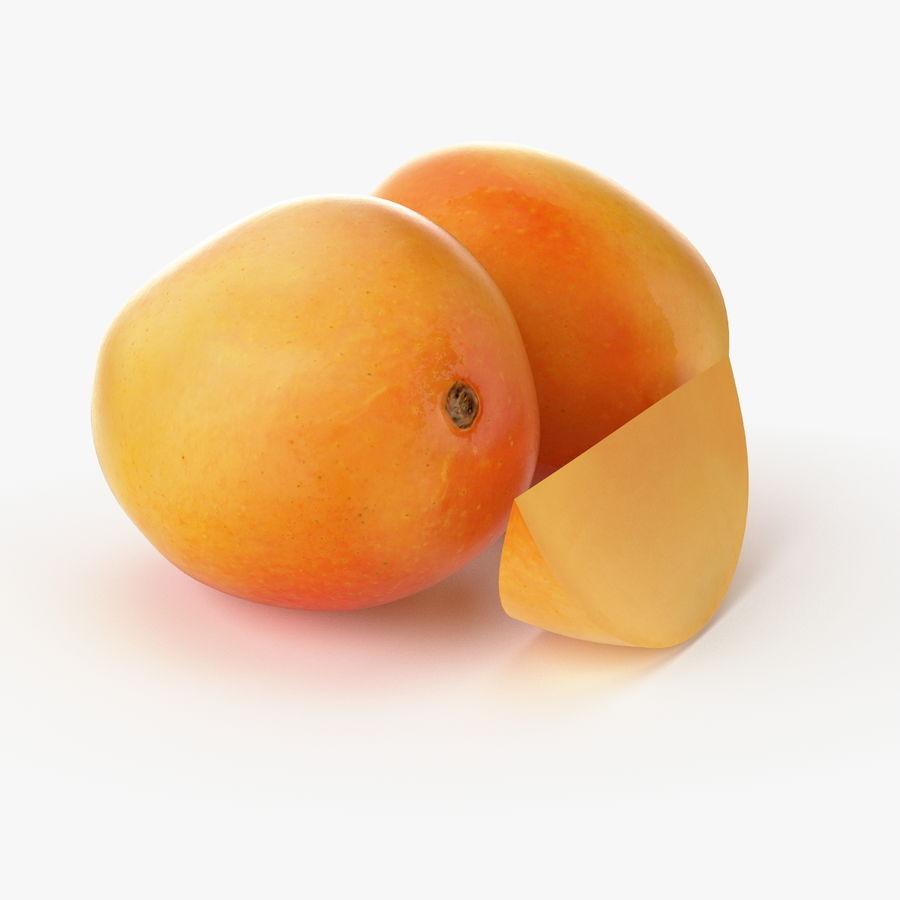 Realistic Mango Fruit 3D Model $29 -  ma  obj  max  fbx - Free3D