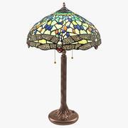Tiffany Lamp 3d model