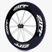 自行车赛车轮 3d model