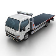 Mitsubishi Fuso Canter Tow 2011 3d model