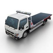 Mitsubishi Fuso Canter Tow 2011 3d model